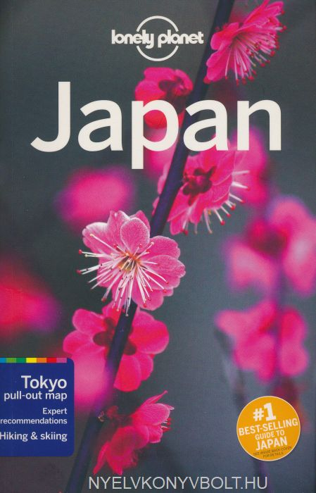 Lonely Planet - Japan Travel Guide (15th Edition)