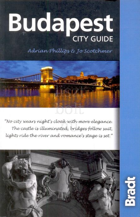 Budaoest - Bradt  City Guide 2nd Edition