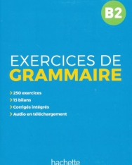 En Contexte : Exercices de grammaire B2 + audio MP3 + corrigés
