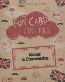 Fun Card English: Idioms in Conversations