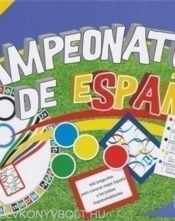 Campeonato de Espanol - Jugamos en Espanol (Társasjáték)