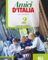Amici D'Italia 2 - Corso di lingua italiana