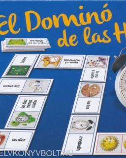 El Dominó de las Horas - Jugamos en espanol (Társasjáték)