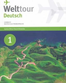 Welttour Deutsch 1 Lehrbuch
