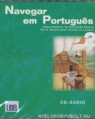 Navegar em Portugues 2 - CD Áudio