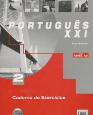 Portugués XXI 2 Caderno de Exercícios - segundo o Novo Acordo Ortográfico