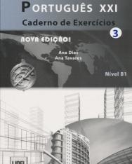 Portugués XXI 3 Caderno de Exercícios Nova Edicao!