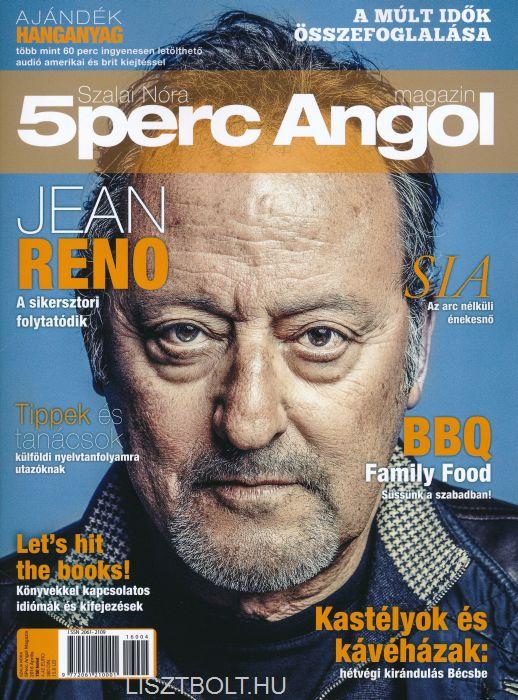 5 Perc Angol Magazin 2016 Április