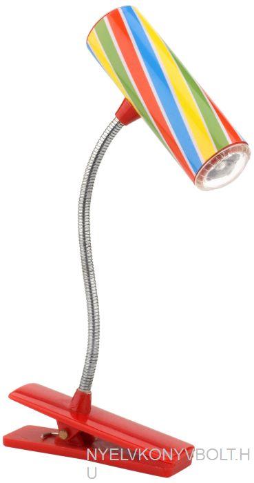 Stripy Booklight