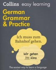 Collins Easy Learning German Grammar & Practice