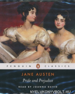 Jane Austen: Pride and Prejudice - Audiobook 6 Audio CDs