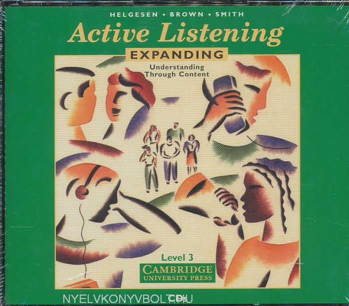 Active Listening 3: Expanding Understanding Through Content 4 Audio CD