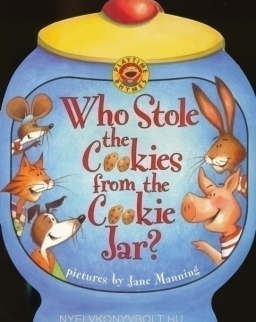 Who Stole the Cookies from the Cookies Jar? - Playtime Rhymes