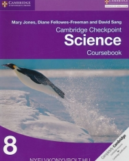 Cambridge Checkpoint Science 8 Coursebook
