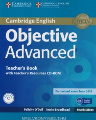 Objective Advanced 4th edition Teacher's Book for revised exam from 2015 (Teacher's Book with Teacher's Resources CD-ROM)