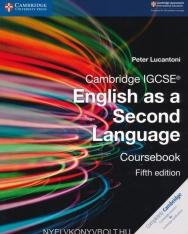 Cambridge IGCSE® English as a Second Language Coursebook - 5th Edition