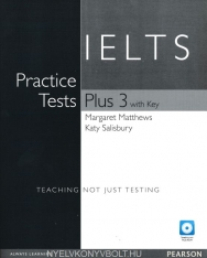 Practice Tests Plus IELTS Volume 3 with Key