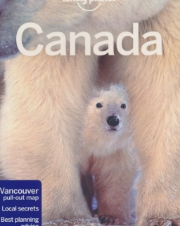 Lonely Planet - Canada Travel Guide (13th Edition)
