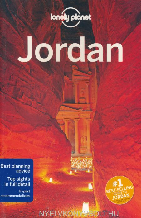 Lonely Planet - Jordan Travel Guide (10th Edition)