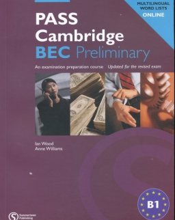 Pass Cambridge BEC Preliminary Student's Book