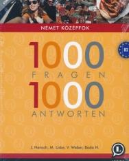 1000 Fragfen 10000 Antworten - Német Középfok