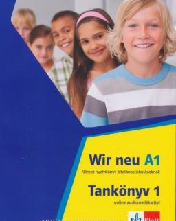 Wir  Neu 1 Tankönyv