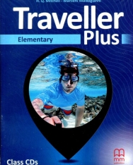 Traveller Plus Elementary Class Audio CD