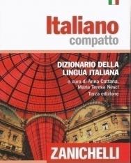 Zanichelli Italiano compatto - Dizionario Della Lingua Italiana