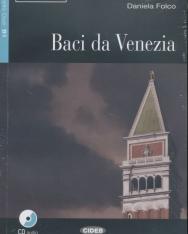 Baci da Venezia con Audio CD - Black Cat Imparare Leggendo B1
