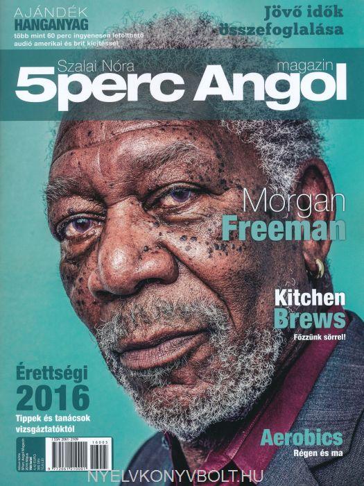 5 Perc Angol Magazin 2016 Május