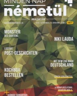 Minden Nap Németül magazin 2019 szeptember