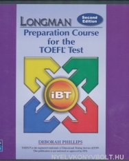 Longman Preparation Course for the TOEFL Test - iBT Audio CDs