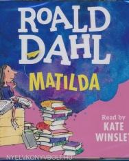 Roald Dahl:Matilda - Audio Book CD(4)