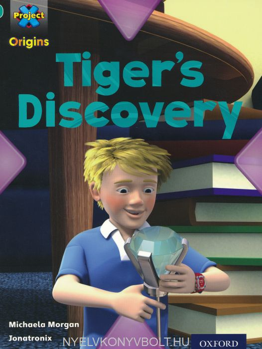Tiger's Discovery - Project X