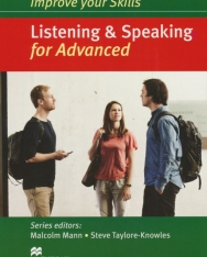 Improve Your Skills Listening & Speaking for Advanced Student's Book without Answer Key, with 3 Audio CDs