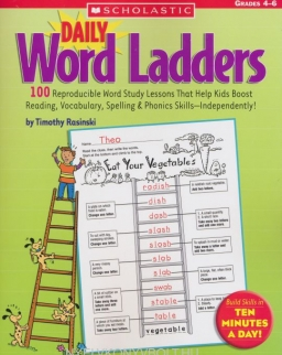 Daily Word Ladders: Grades 4–6