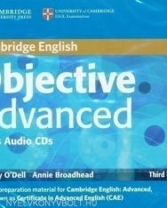 Objective Advanced 3rd Edition Class Audio CDs (2)