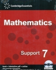 Cambridge Essentials Mathematics Support 7 Pupil's Book with CD-ROM