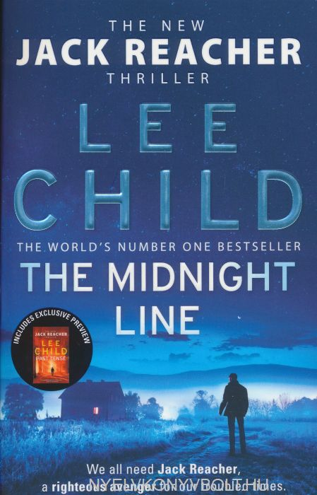 Lee Child: The Midnight Line