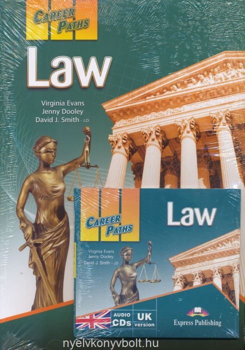Career Paths Law Teacher's Pack - Student's Book with Audio CD and Teacher's Book