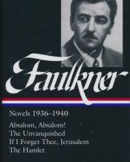 William Faulkner: Novels 1936-1940