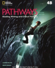 Pathways 4B - Reading, Writing and Critical Thinking & Online Workbook - Second Edition