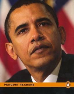 Barack Obama - Penguin Readers Level 2