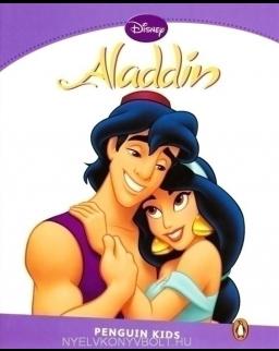 Aladdin - Penguin Kids Disney Reader Level 5