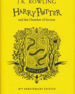 J.K.Rowling: Harry Potter and the Chamber of Secrets - Hufflepuff Edition