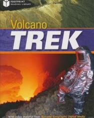 Volcano Trek - Footprint Reading Library Level A2