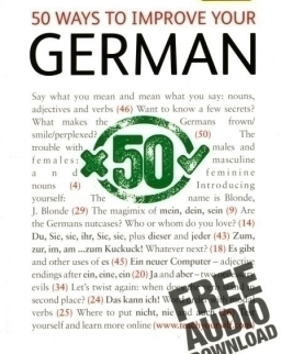 Teach Yourself - 50 Ways to Improve your German