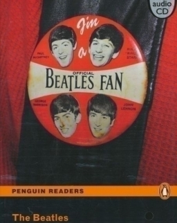 The Beatles with MP3 CD - Penguin Readers Level 3