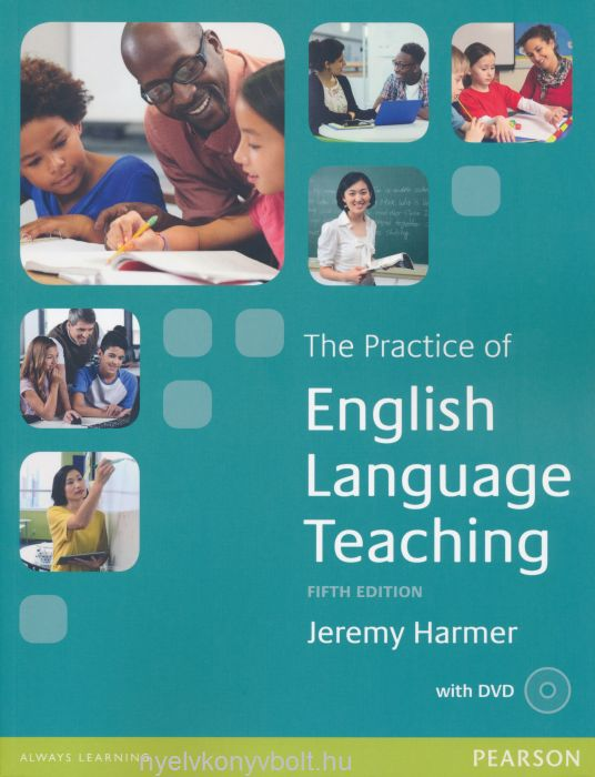 The Practice of English Language Teaching with DVD 5th edition