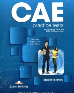 CAE Practice Tests Student's Book with Digibooks App